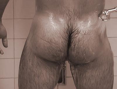 фото волосатый жопы