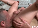 Stud getting rimmed ..