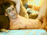 mature man masturbating for you