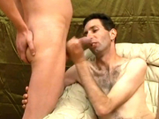 dude jerking and sucking