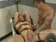 Nora withstands hours of pussy pounding