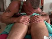 Rubgay Oily Ass Massage