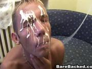 Mad Creampie Followed by Extreme Facial