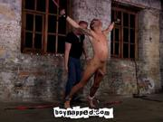 Mylo Jordan Tied Up And Whipped By Sebastian