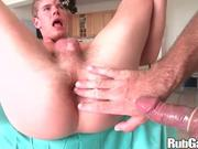 Rubgay New guy Fucked