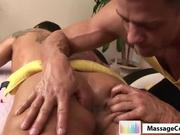 Massagecocks Fondling Therapy