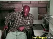 Dirty ebony gays hardcore anal
