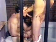 hardcore prison sex