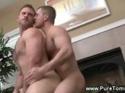 Stud gets involved with a hunk