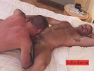 Mature hairy bears s..