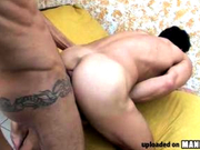 Raw big dick free gay sex bareback porn video